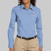 EMC Mason - M510W Harriton Ladies' 3.1 oz. Essential Poplin
