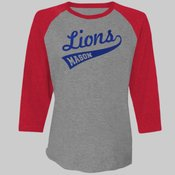 Adult Unisex Baseball Triblend Shirts